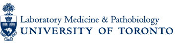 Department of Laboratory Medicine and Pathobiology, Logo